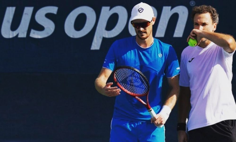 Bruno Soares e Jamie Murray - US Open 2021