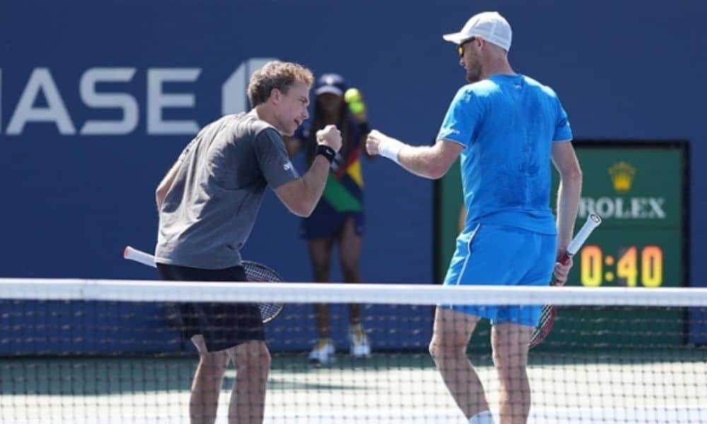 Bruno Soares e Jamie Murray US Open semifinal ATP de São Petersburgo estreia