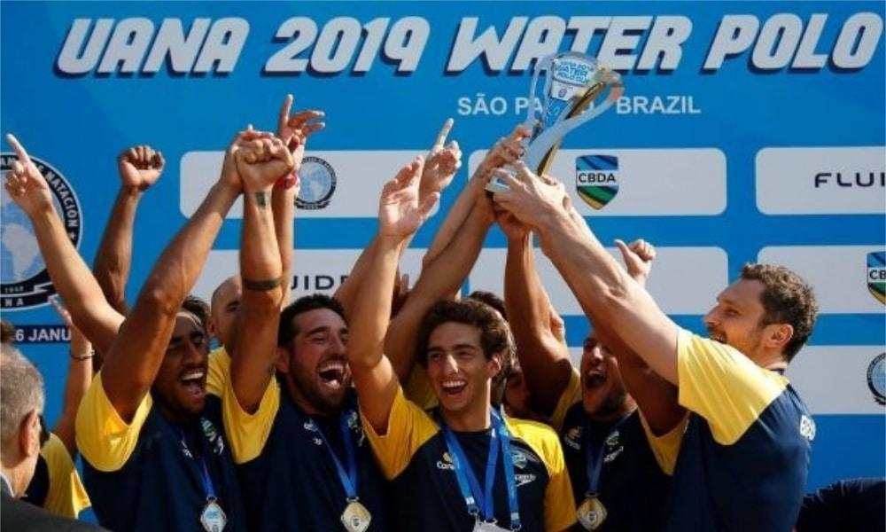 Copa Uana e Pan-Americano Sub-18 de polo aquático será realizado na ABDA em 2022