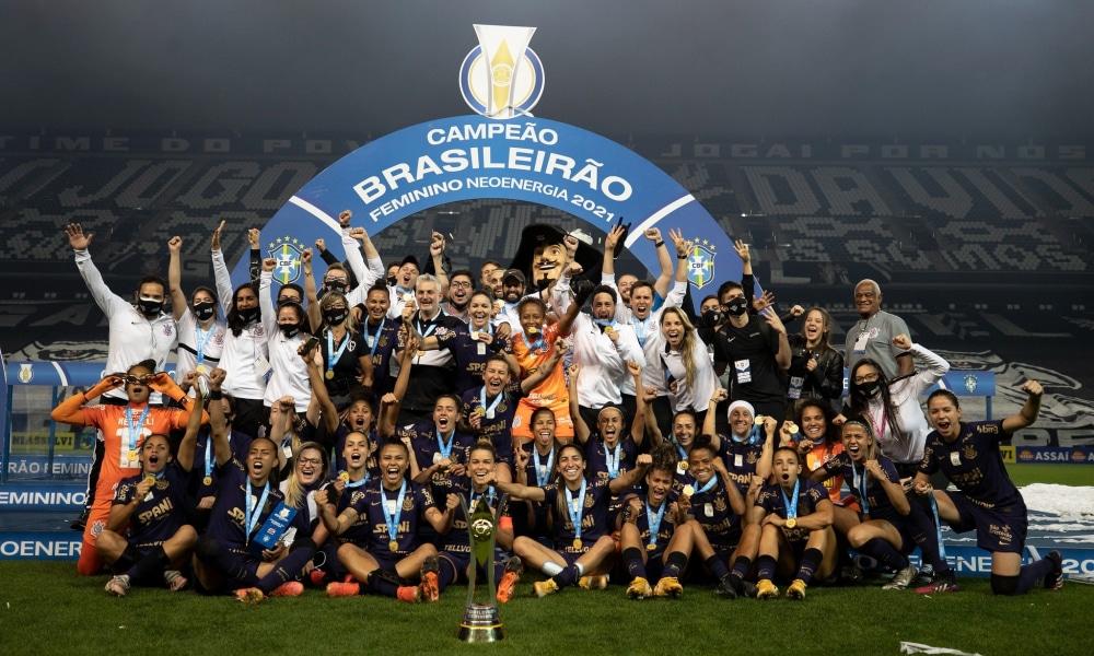 Brasileirão Feminino quebra mais recordes e atesta novo cenário do futebol feminino