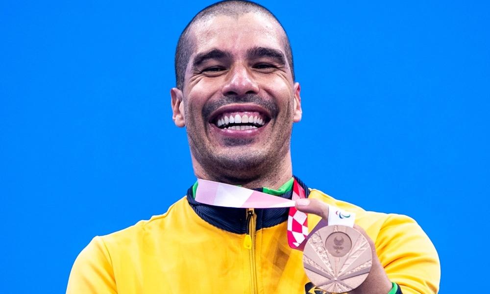 Daniel Dias encerra a carreira com 27 medalhas paralímpicas e 40 Mundiais (Ale Cabral/CPB)