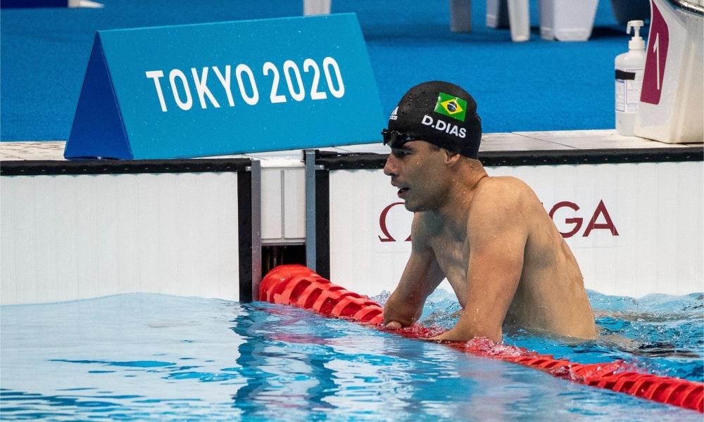 Daniel Dias em Jogos Paralímpicos