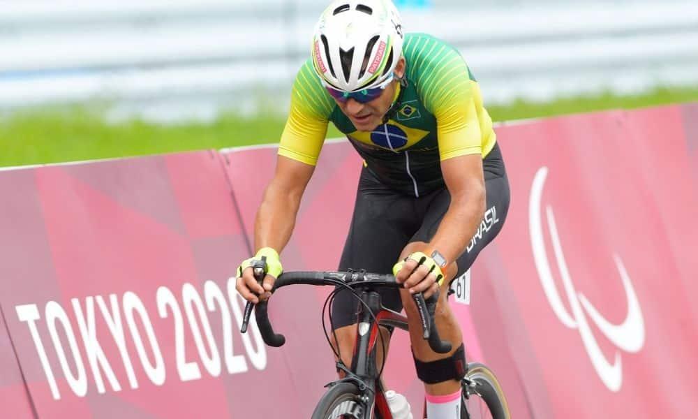 andré grizante jogos paralímpicos de tóquio 2020 ciclismo de estrada