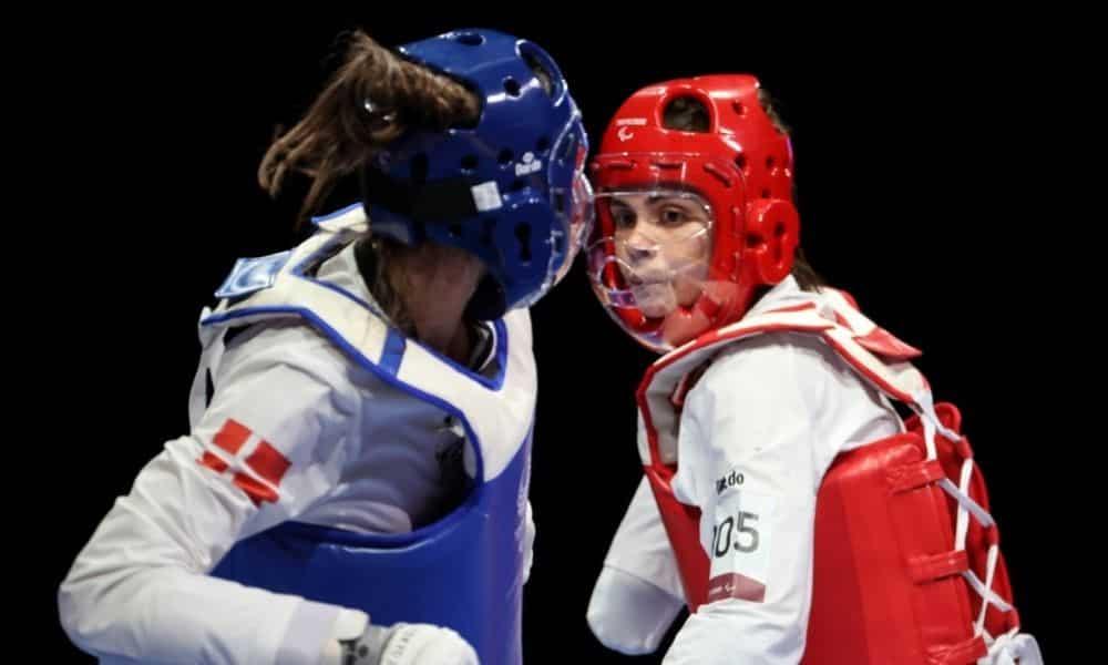 silvana fernandes jogos paralímpicos de tóquio 2020 taekwondo