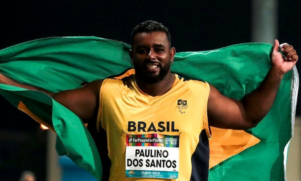 Thiago Paulino Paralimpíada de Tóquio