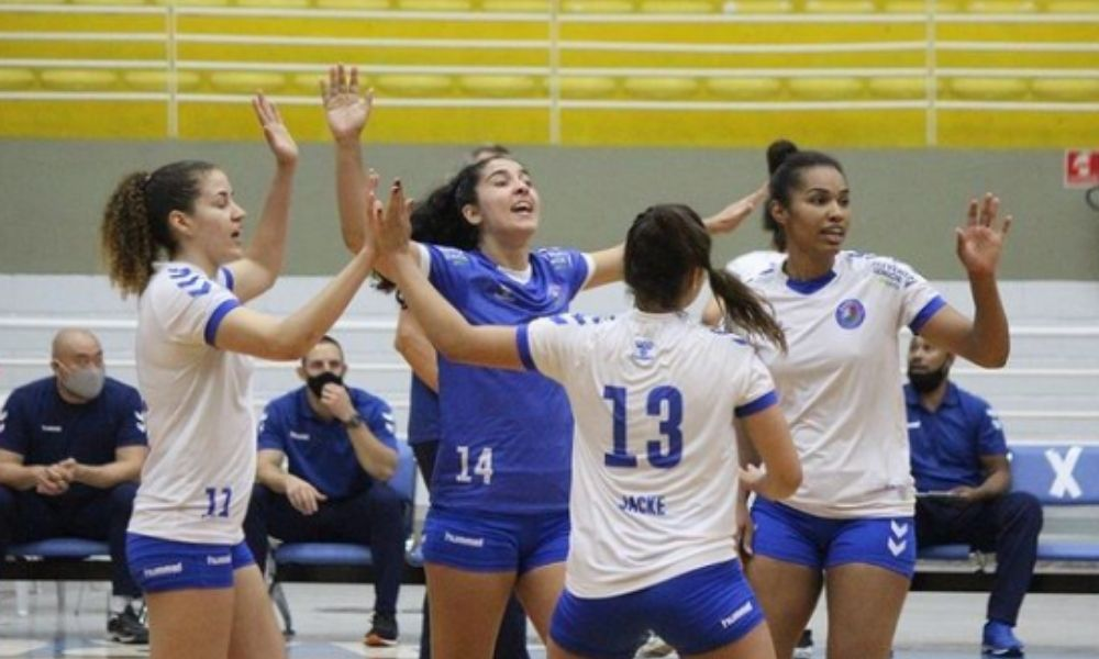 Baruei x São Carlos - Paulista feminino de vôlei