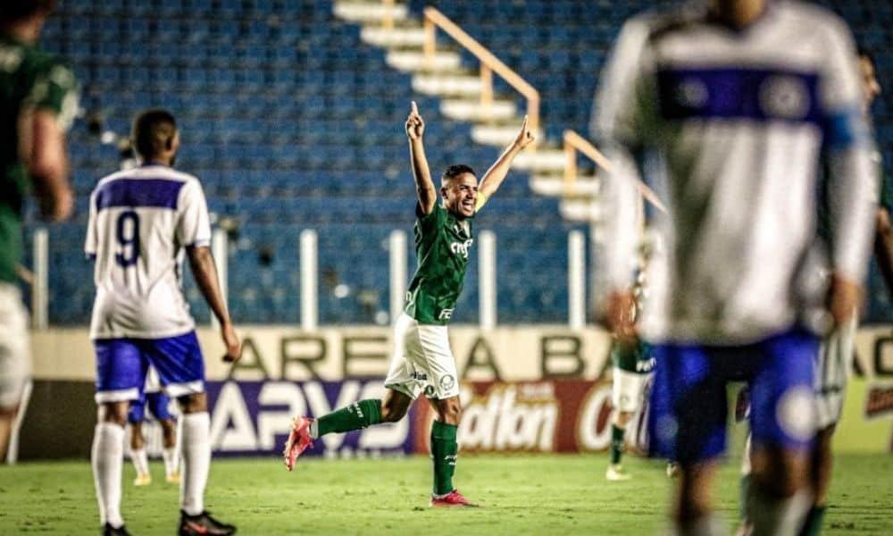 Confiança-SE x Palmeiras - Copa do Brasil Sub-17