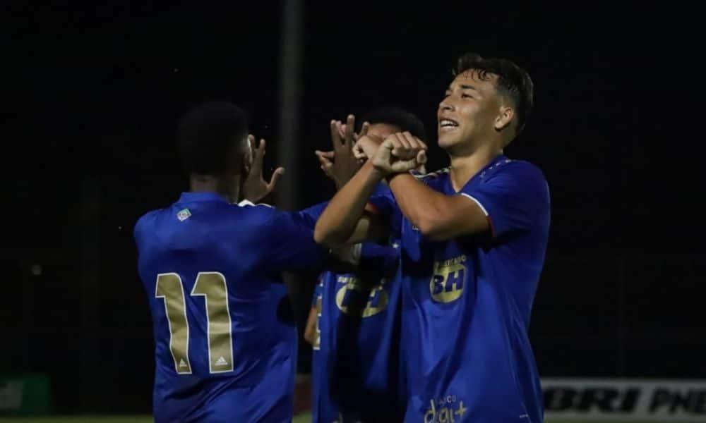 Cruzeiro x Sport - Copa do Brasil Sub-17