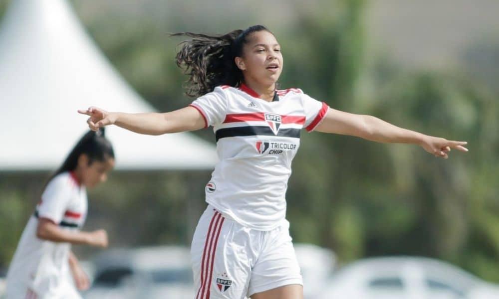Internacional x São Paulo - Brasileiro Sub-18 de futebol feminino