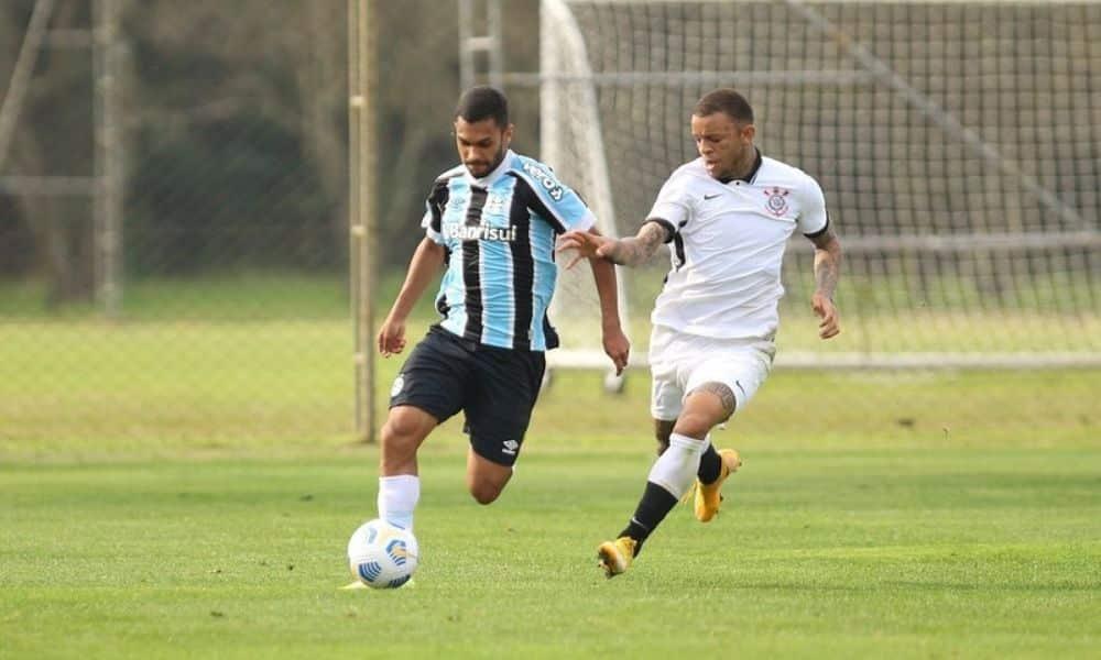 Corinthians x Grêmio - Brasileiro de Aspirantes