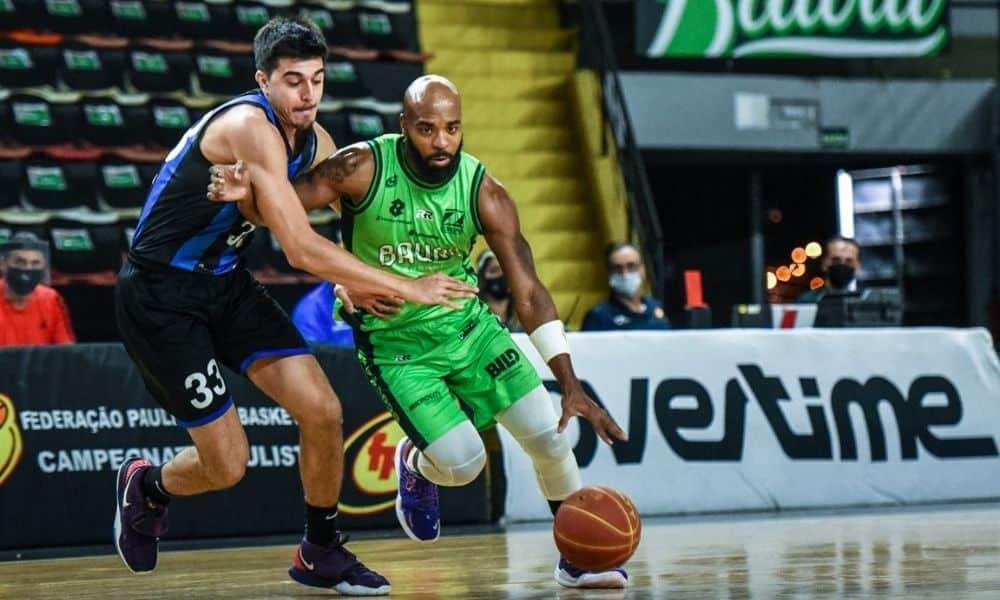Bauru x Pinheiros - Paulista masculino de basquete