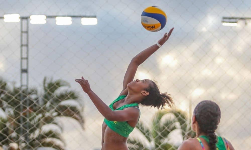 open circuito brasileiro de vôlei de praia rio de janeiro