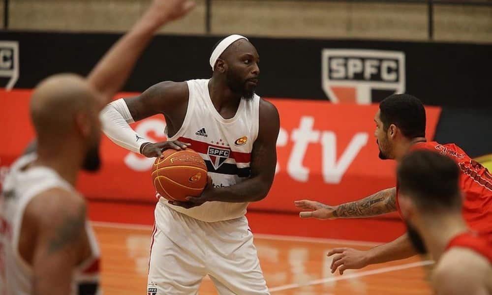 São Paulo x Paulistano - Paulista masculino de basquete