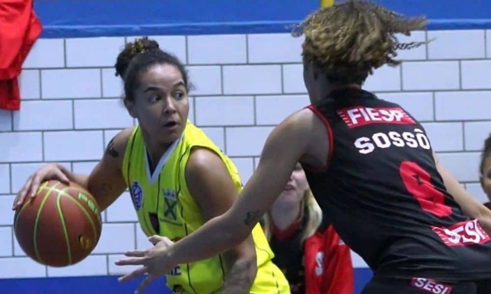 santo andré sesi araraquara paulista basquete feminino