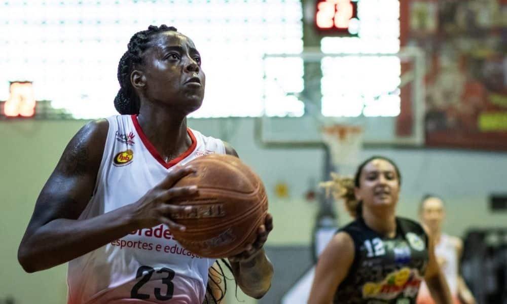 brasileirão basquete feminino