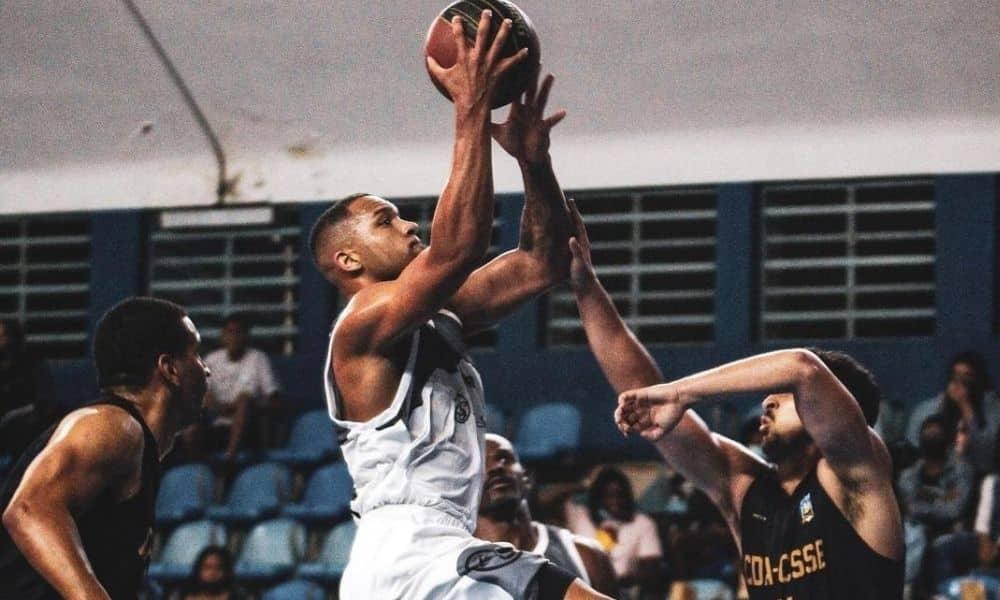 taça guanabara basquete masculino