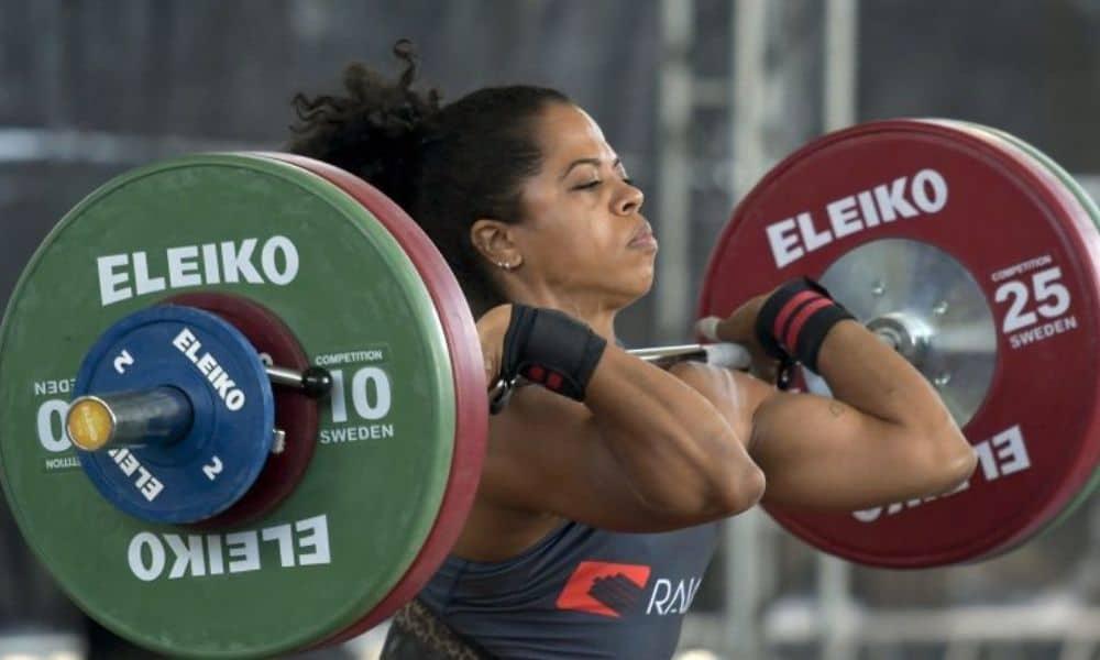 luz couto levantamento de peso campeonato brasileiro