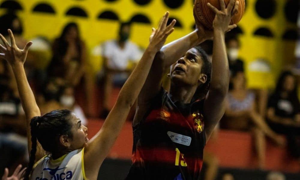 Sport vence e garante a liderança do Brasileiro feminino