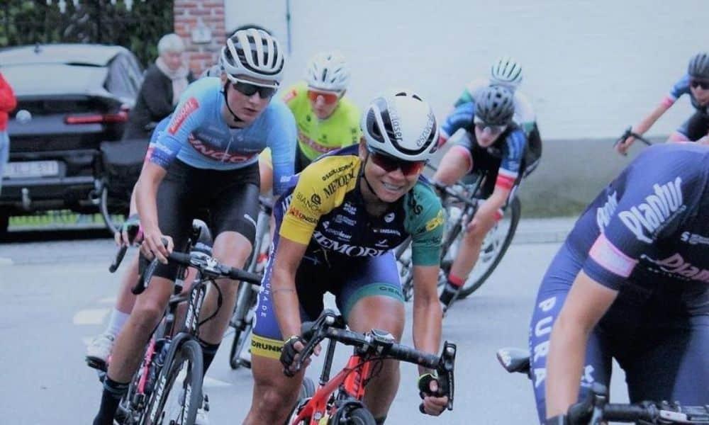 thayna lima ciclismo de estrada