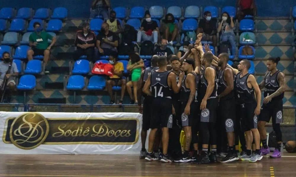 lsb taça guanabara carioca de basquete masculino