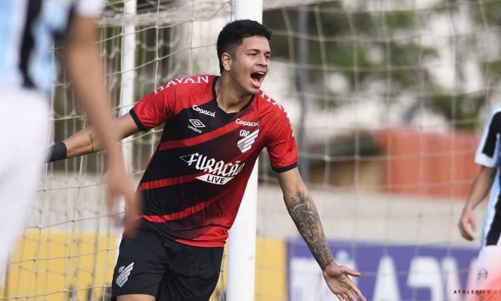 Athletico PR x Grêmio - Campeonato Brasileiro SUb-20