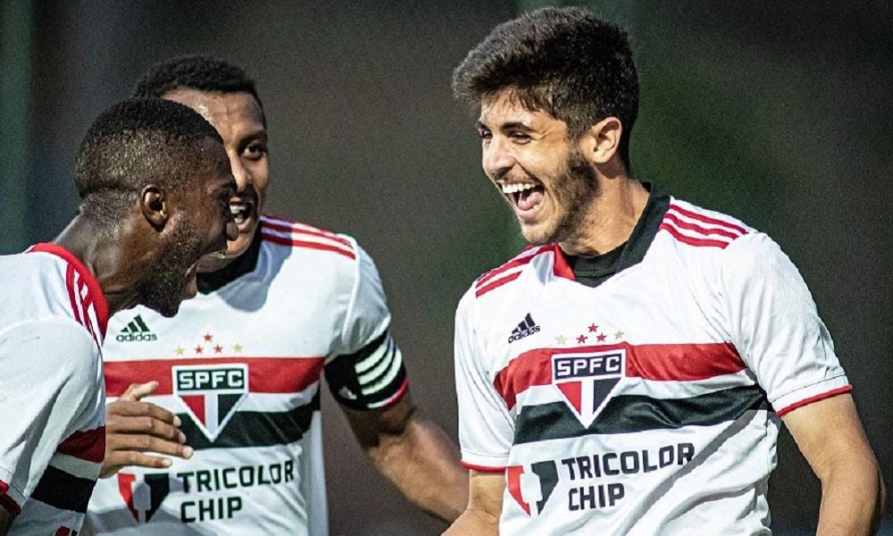 Brasileiro sub-20 São Paulo Atlético-MG