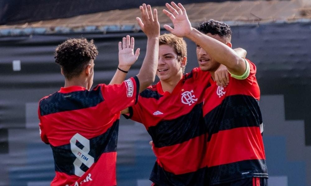 Flamengo e Fluminense avançam às quartas da Copa do Brasil Sub-17