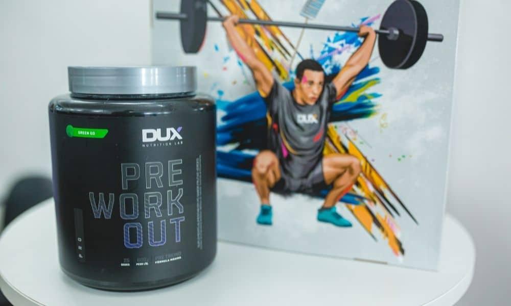 Dux lança pré-treinos para atletas profissionais, amadores e iniciantes