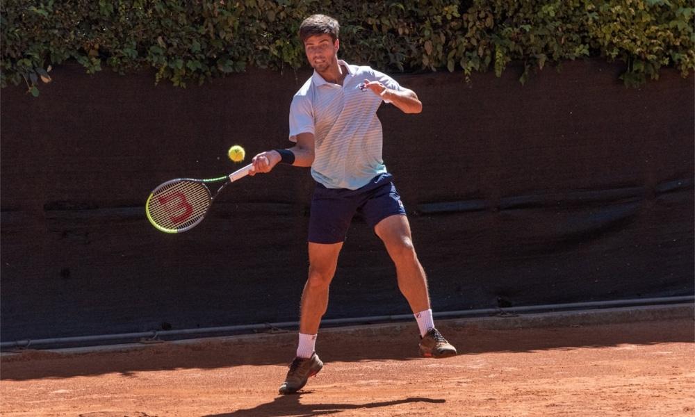 João Menezes será substituído por Matheus Pucinelli na Copa Davis