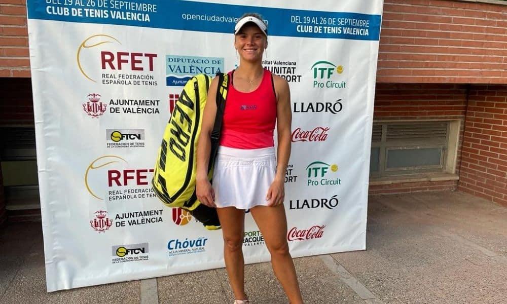 Laura Pigossi - ITF de Valência