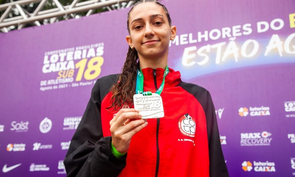 CBAt convoca a seleção brasileira para o Sul-Americano Sub-18 de atletismo
