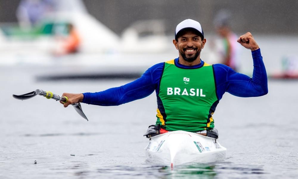 Luis Carlos Cardoso é prata e Brasil fecha Mundial de paracanoagem velocidade com 3 medalhas