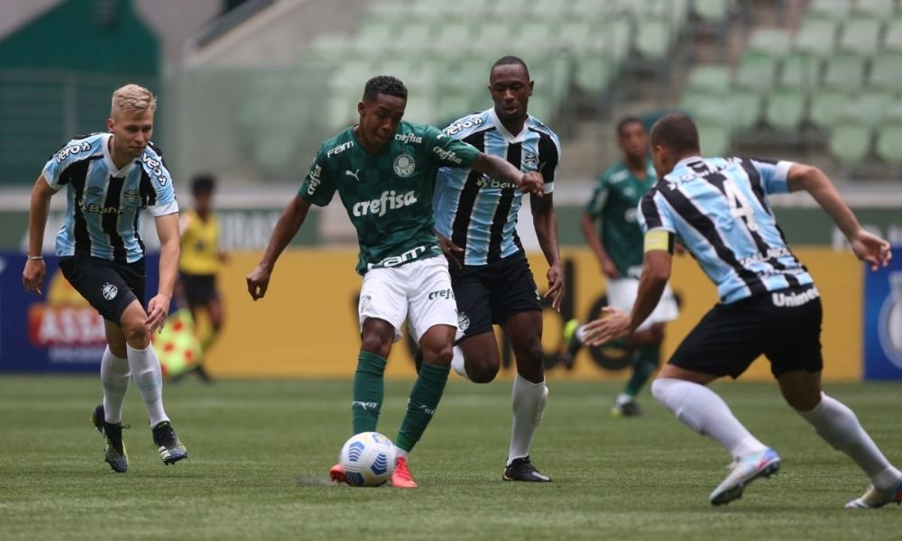 Palmeiras x Grêmio - Campeonato Brasileiro Sub-20