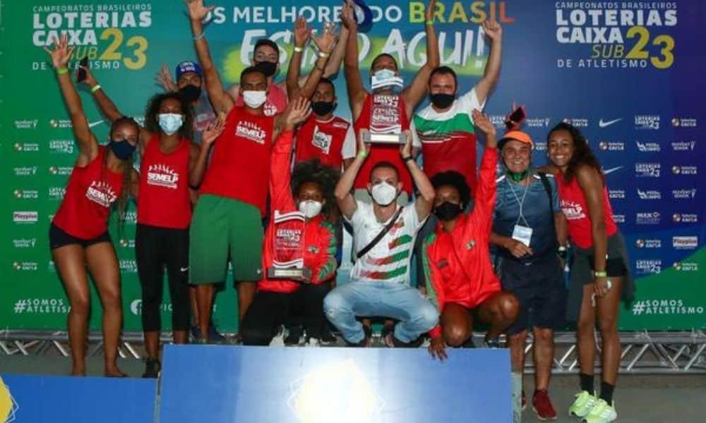 Pindamonhangaba é campeã do Brasileiro Sub-23