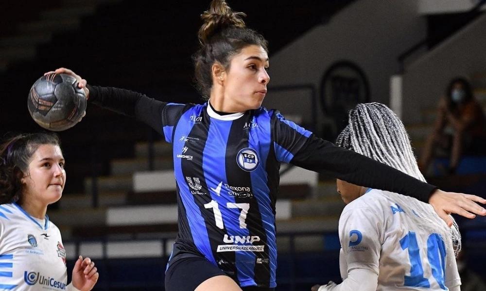 Liga Hand Feminina não tem chancela da CBHb, que organiza a Liga Nacional de handebol feminino