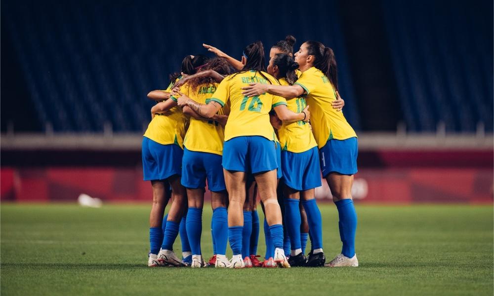 Seleção Feminina do Brasil encara amistoso com a Argentina