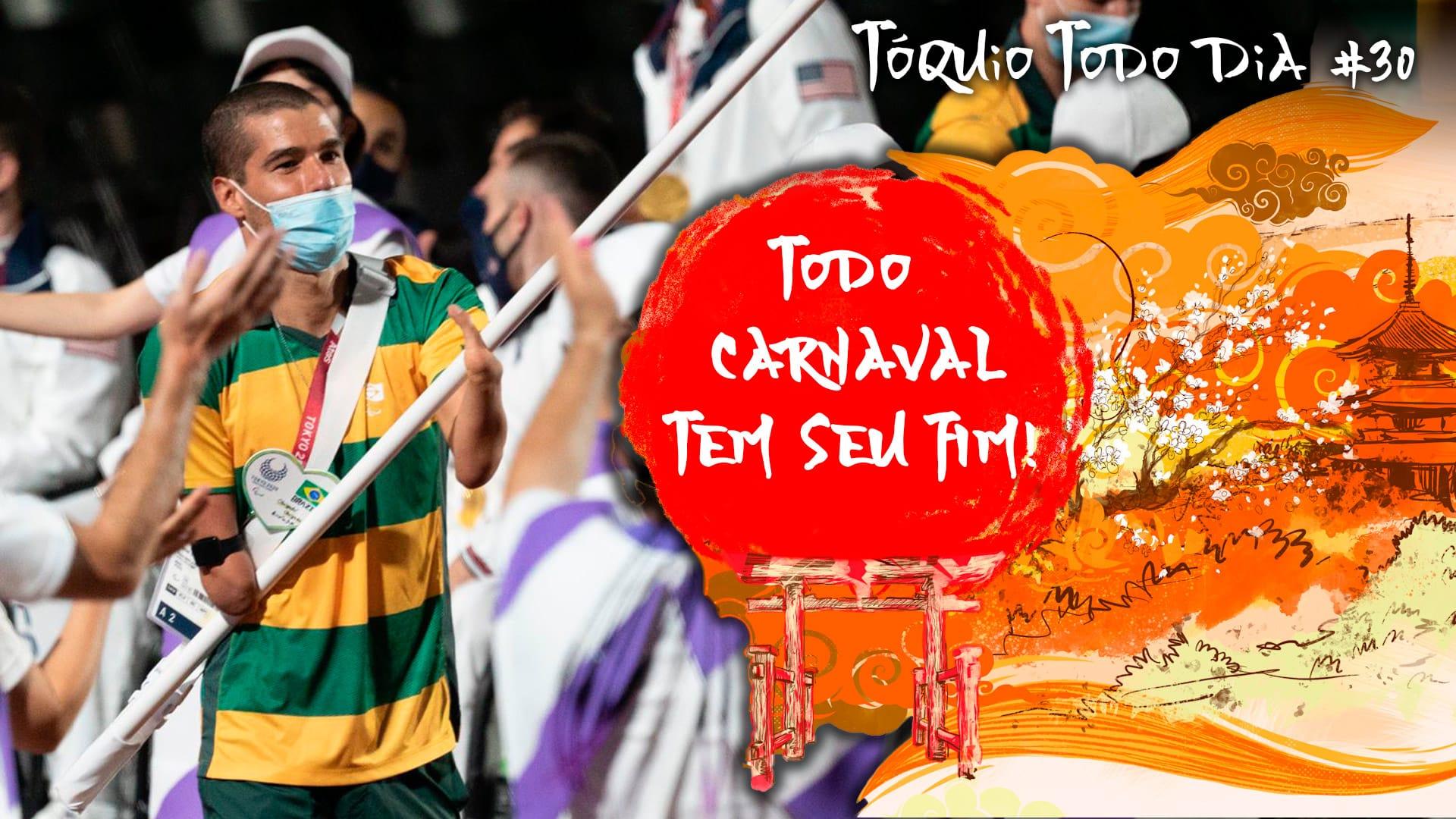 resumo da participação do Brasil nos jogos paralímpicos de tóquio