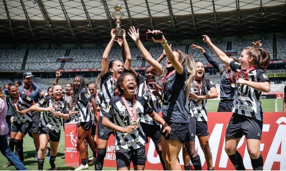 Tabela do Campeonato Mineiro de futebol feminino 2021