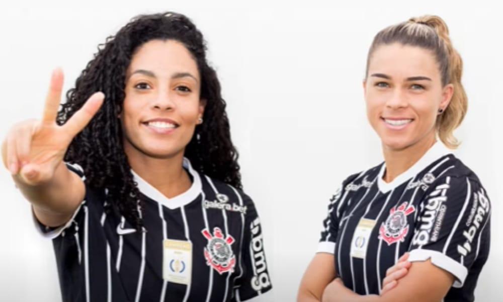 Tamires e Yasmin destacam mentalidade e força do Corinthians às vésperas da final