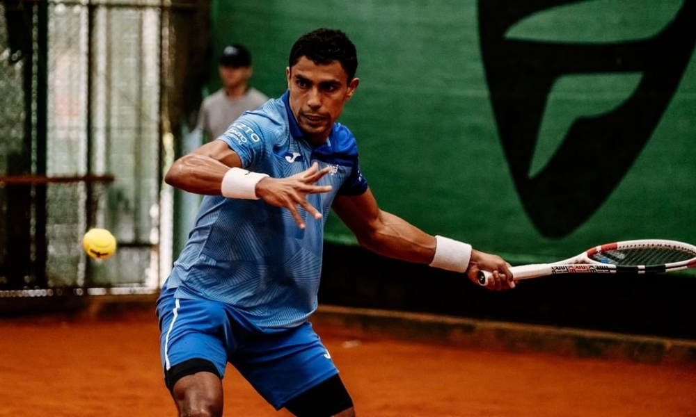 Thiago Monteiro cai em Lisboa, mas entra na chave principal de Indian Wells Challenger de Buenos Aires