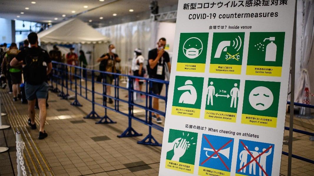 Toquio 2020 Covid-19