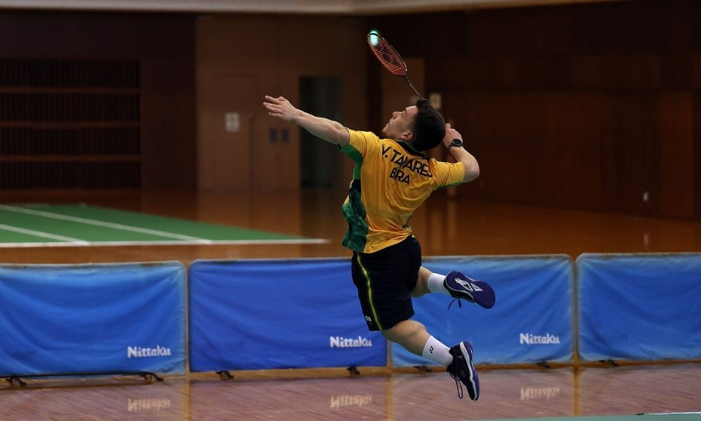 badminton ao vivo jogos paralímpicos tóquio 2020