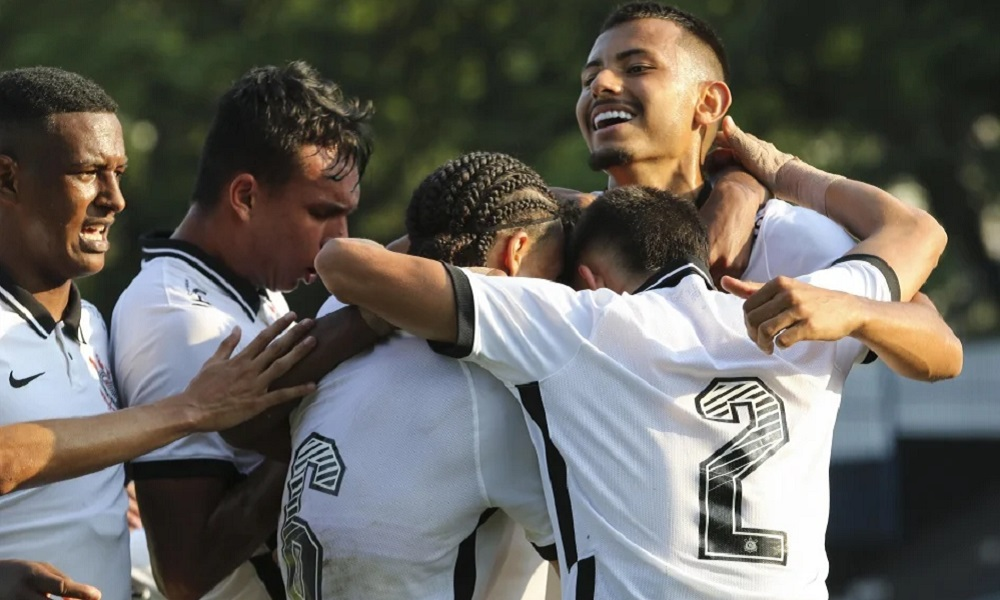 Corinthians x Chapecoense Brasileiro sub-20