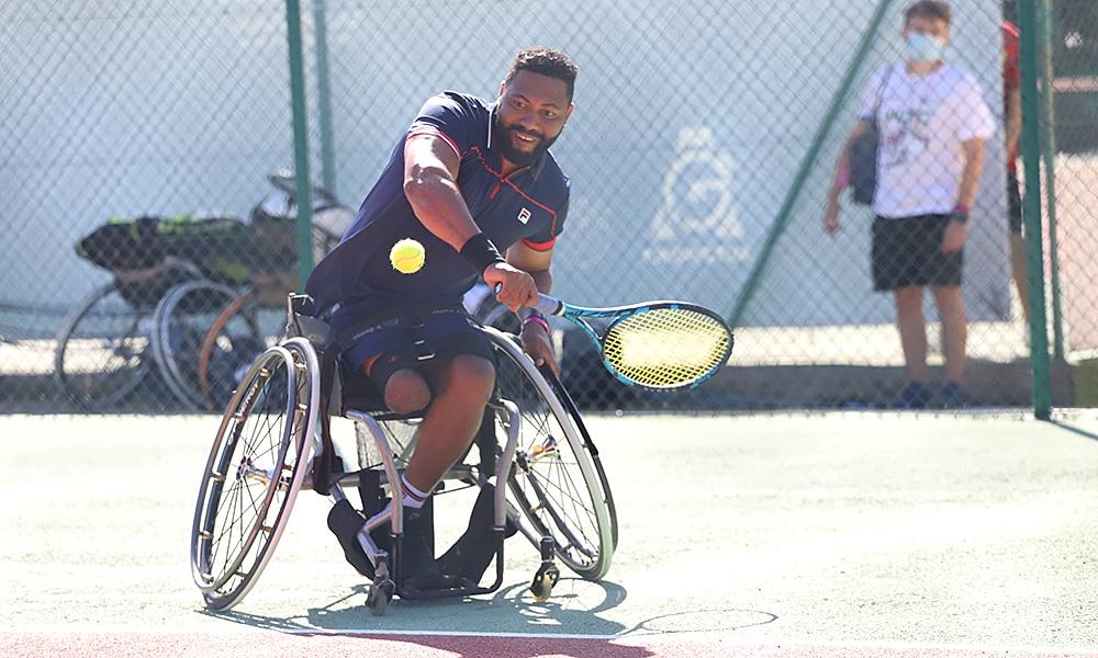 Daniel Rodrigues Copa do Mundo tênis em cadeira de rodas