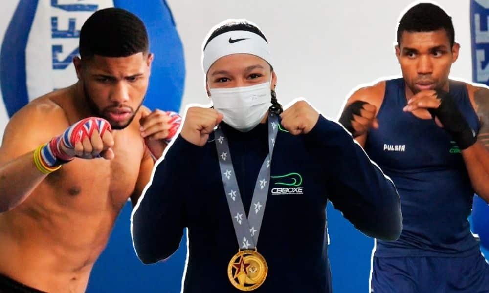 hebert conceição beatriz ferreira abner teixeira medalhistas olímpicos do boxe tóquio-2020