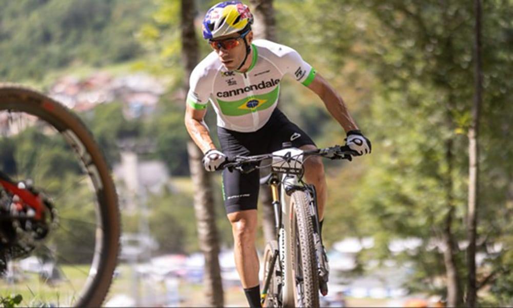 Henrique Avancini ciclismo Mountain Bike Araxá