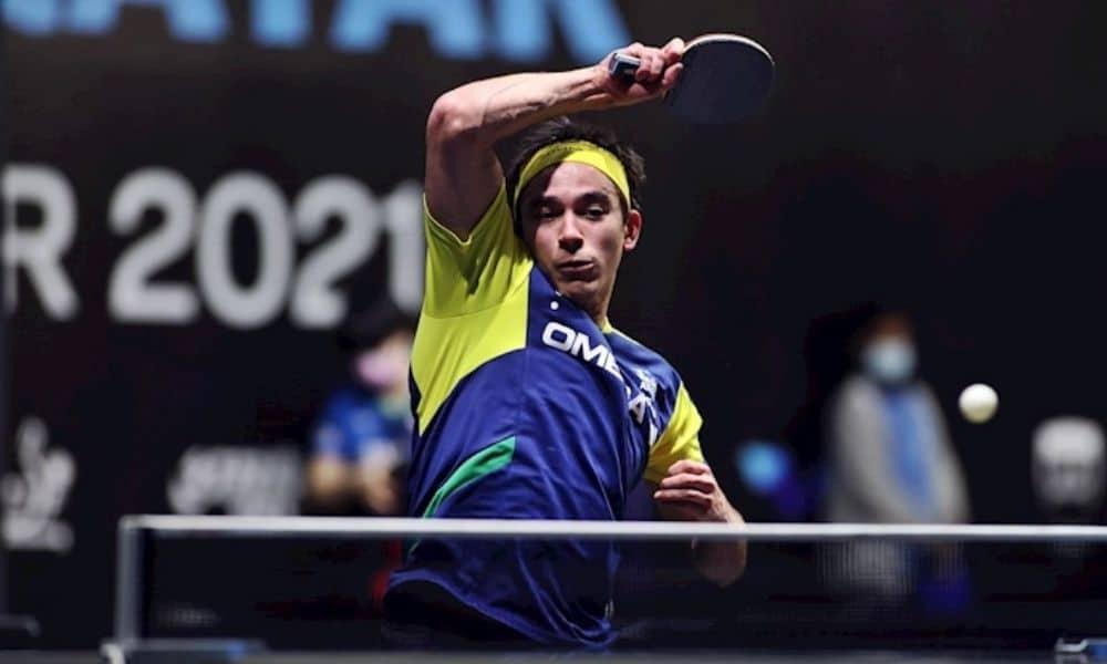 hugo calderano semifinal WTT Star Conender