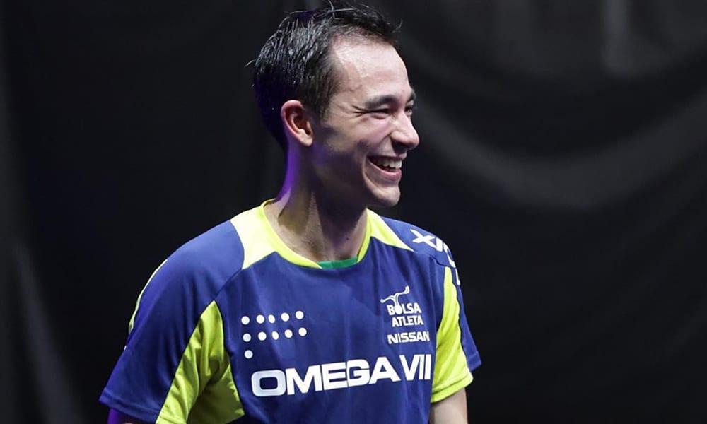 Hugo Calderano campeão Star Contender Catar