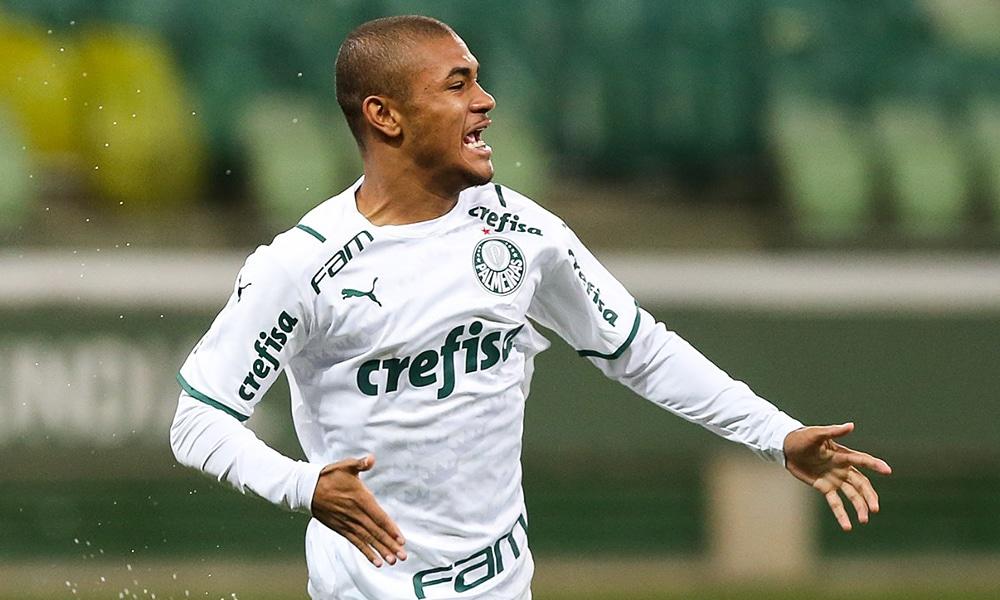 Kauan Palmeiras Copa do Brasil Sub-17 Athletico São Paulo Fluminense