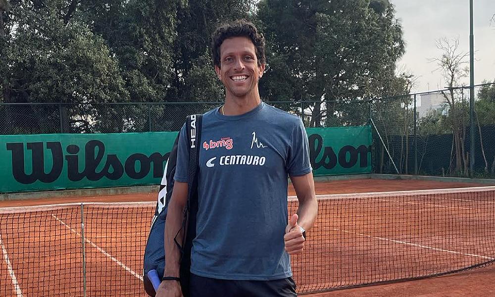 Marcelo Melo ATP de San Diego tênis duplas